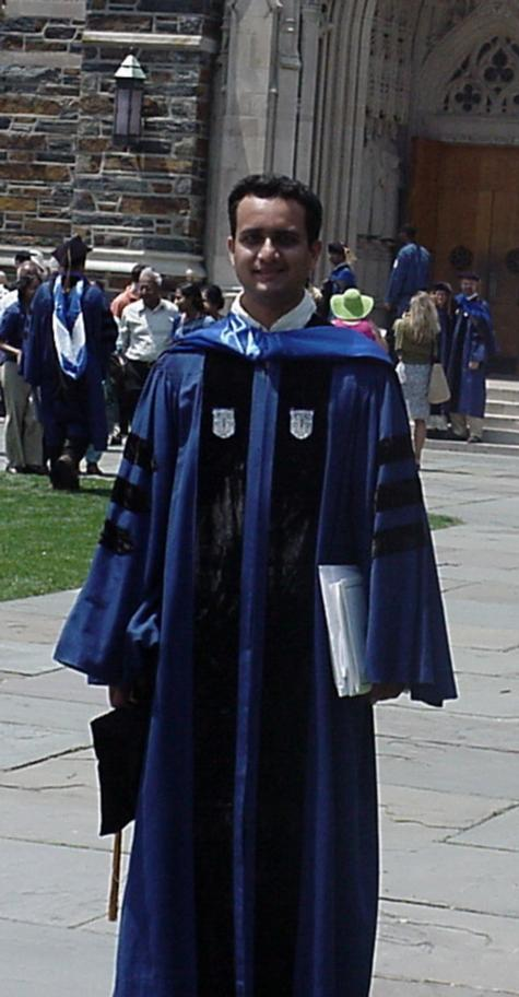 Duke graduation thesis